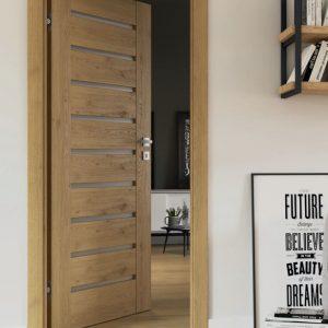 Rámové dvere (PORTA)